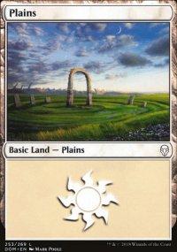 Plains 4 - Dominaria