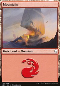 Mountain 2 - Dominaria