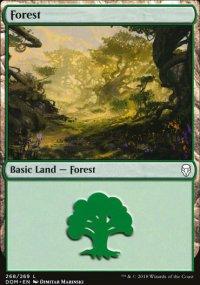 Forest 3 - Dominaria