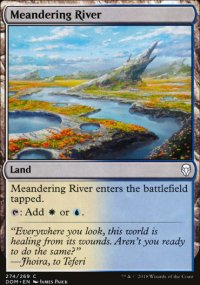 Meandering River - Dominaria