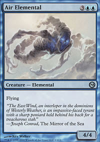 Air Elemental - Duels of the Planeswalkers