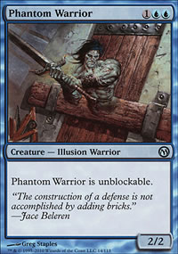 Phantom Warrior - Duels of the Planeswalkers