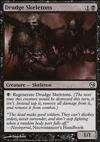 Drudge Skeletons - Duels of the Planeswalkers