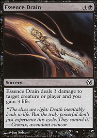 Essence Drain - Duels of the Planeswalkers