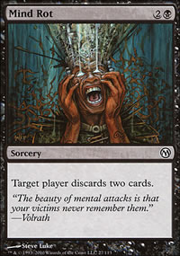 Mind Rot - Duels of the Planeswalkers