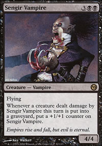 Sengir Vampire - Duels of the Planeswalkers