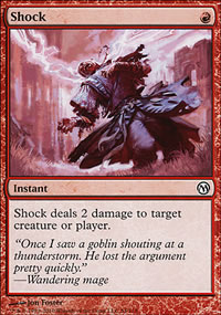 Shock - Duels of the Planeswalkers