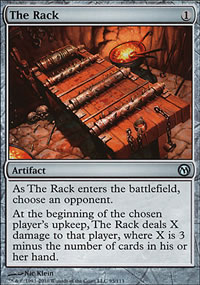 The Rack - Duels of the Planeswalkers