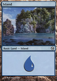 Island 1 - Duels of the Planeswalkers