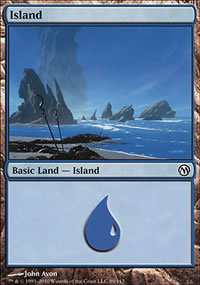 Island 2 - Duels of the Planeswalkers