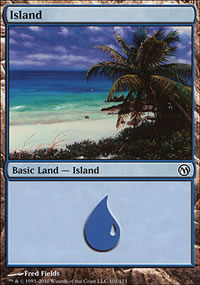 Island 4 - Duels of the Planeswalkers