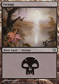 Swamp 1 - Duels of the Planeswalkers