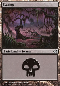 Swamp 2 - Duels of the Planeswalkers