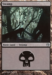 Swamp 4 - Duels of the Planeswalkers