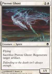 Pteron Ghost - Darksteel