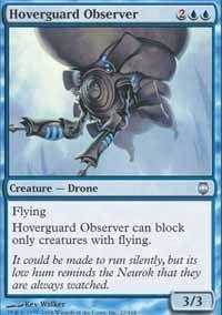 Hoverguard Observer - Darksteel