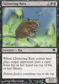 Chittering Rats - Darksteel