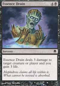 Essence Drain - Darksteel