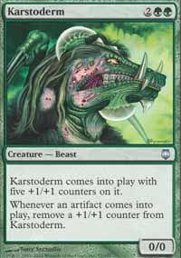 Karstoderm - Darksteel