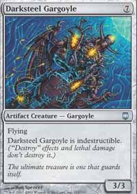 Darksteel Gargoyle - Darksteel