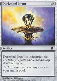 Darksteel Ingot - Darksteel