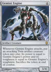 Gemini Engine - Darksteel