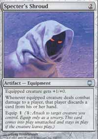 Specter's Shroud - Darksteel