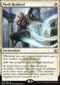 Myth Realized - Dragons of Tarkir