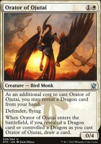 Orator of Ojutai - Dragons of Tarkir