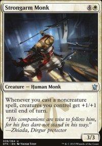 Strongarm Monk - Dragons of Tarkir