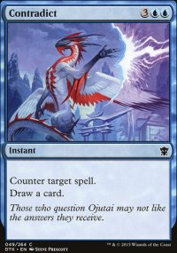 Contradict - Dragons of Tarkir