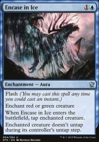 Encase in Ice - Dragons of Tarkir