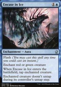 Encase in Ice - Dragons of Tarkir