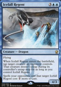 Icefall Regent - Dragons of Tarkir