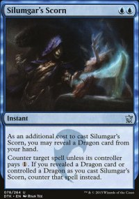 Silumgar's Scorn - Dragons of Tarkir