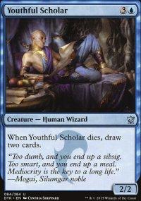 Youthful Scholar - Dragons of Tarkir