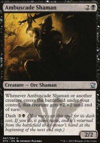 Ambuscade Shaman - Dragons of Tarkir