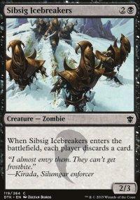 Sibsig Icebreakers - Dragons of Tarkir