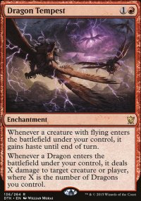 Dragon Tempest - Dragons of Tarkir