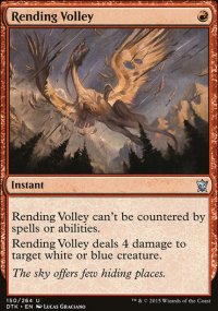 Rending Volley - Dragons of Tarkir