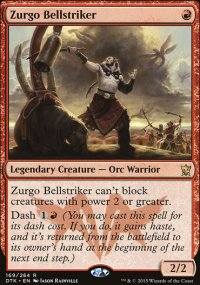 Zurgo Bellstriker - Dragons of Tarkir