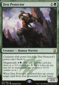 Den Protector - Dragons of Tarkir