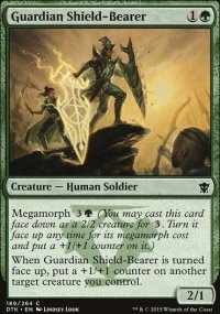 Guardian Shield-Bearer - Dragons of Tarkir