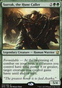 Surrak, the Hunt Caller - Dragons of Tarkir