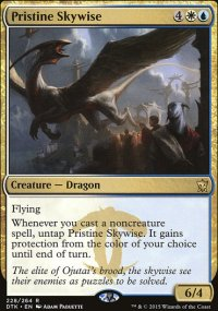 Pristine Skywise - Dragons of Tarkir