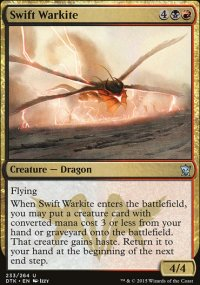 Swift Warkite - Dragons of Tarkir