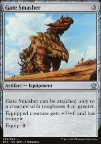 Gate Smasher - Dragons of Tarkir