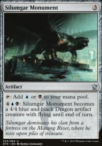Silumgar Monument - Dragons of Tarkir