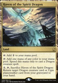Haven of the Spirit Dragon - Dragons of Tarkir