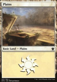 Plains 2 - Dragons of Tarkir